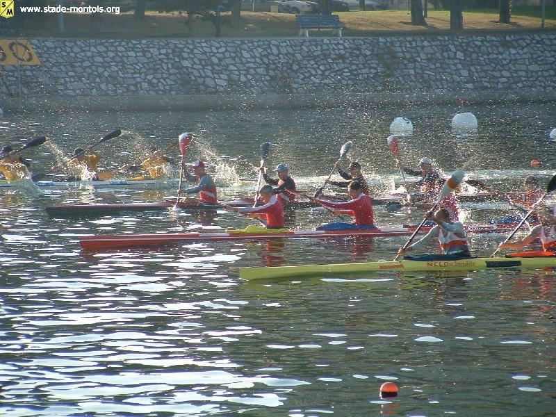 K4HV Championnats de France 2003 Boulogne/mer 1